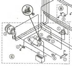 mercruiser starter wiring diagram images image about wiring 5 7 mercruiser starter wiring diagram 5