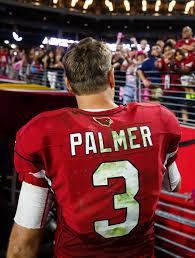 Carson Palmer Active John Brown Inactive For Arizona Cardinals