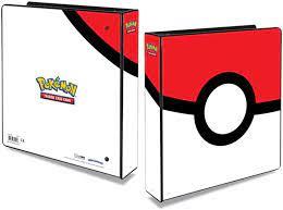 Ultra Pro Pokemon Poke Ball 3-Ring Binder Game, 2
