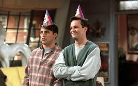 Friends Fan Works Out The Shocking Amount Of Money Joey Owes Chandler