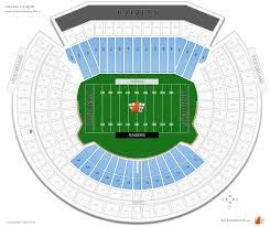 Ringcentral Coliseum Club Seats Football Seating