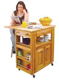 Charming Amazon.com   Catskill Craftsmen Heart Of The Kitchen Island With Drop Leaf    Bar U0026 Serving Carts Great Ideas