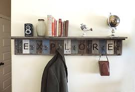 Personalized Kids Coat Rack Personalized Child Coat Rack Tradingbasis 82