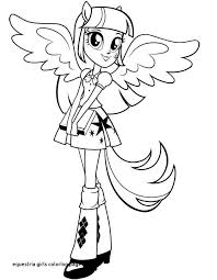 equestria girls coloring pages. Simple Equestria Equestria Girls Coloring Pages From My Little Pony  Throughout N