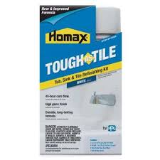 white tough as tile one part aerosol kit