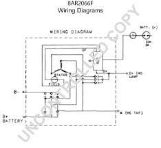 prestolite leece neville 8ar2066f wiring diagram