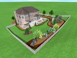 Small Picture Backyard Landscape Design Tool Backyard Landscape Design