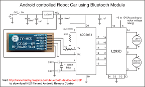 simple android bluetooth remote control project for robot robo car simple android bluetooth remote control project for robot robo car using 8051 89c2051 microcontroller