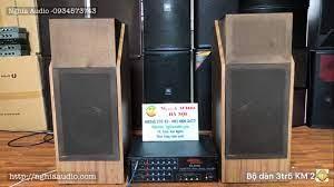 Bộ dàn Karaoke giá rẻ Loa Bose 601 Seri III , Amply 203N LD KM :3tr5 –  Nghĩa Audio Cung cấp Âm Thanh Chuyên Nghiệp Thiết Bị Âm thanh