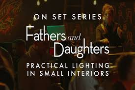 practical lighting. On Set: Fathers \u0026 Daughters - Practical Lighting For Small Interiors The Hurlblog: Create. Innovate. Educate.