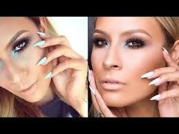 maya mia palette makeup tutorial you