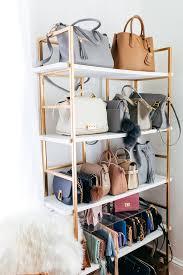 haute off the rack closet organization office closet office space