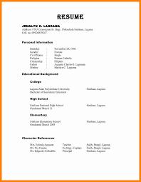 References Format Resume Resume Reference Format 10 Jobsxs Com At Sradd Me Inside Mychjp