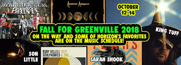 Fall For Greenville 2018 Is Here And Were Pumped About This Years