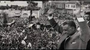 خطاب الرئيس جمال عبد الناصر ( خطاب المنشية 2 ) - YouTube