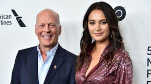 Bruce Willis Reunites With Wife Emma Heming After Being Quarantined With Ex  Demi Moore | Entertainment Tonight