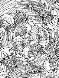 Coloring Pages For Adults Ocean The Art Jinni