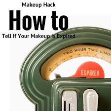how to tell if your makeup is expired