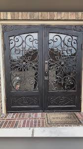 wrought iron doors in atlanta ga awesome to iron doors garage door services 8030 remmet ave van nuys