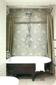 shower curtain rod ideas. Beautiful Curtain French Pipe Curtain Rod Industrial Style Rods Shower  Best Ideas In Shower Curtain Rod Ideas E