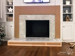 diy fireplace surround for electric fireplace