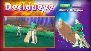 New Pokemon Sun and Moon News - Starters Final Evolutions revealed