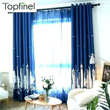 Navy Blue Patterned Curtains New Blue Curtains For Living Room Navy Blue Drapes Navy Patterned