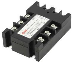 dc relays for solar panels 3 phase solid state relay