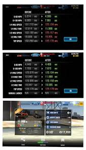 Csr2 Tuning Chart After Re Tuning The Mustang Boss 302 Managed To Run It At