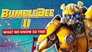 Bumblebee 2 (2021) - What we know so far! - YouTube