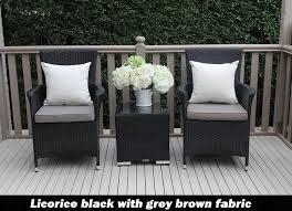 gartemoebe outdoor patio furniture setting