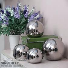 Silver Balls Decor Beauteous Home Decor Balls Ceramic Decorative Balls Expo Home Decor Home Decor