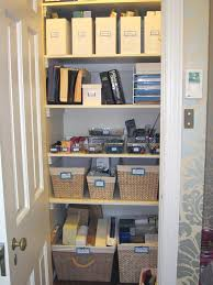 organize office closet. Http://organizewithceleste.com/wp-content/uploads/2012/07/Organized-Office -Supply-Closet.jpg Organize Office Closet A