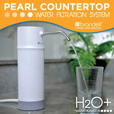 20 brondell water filtration systems
