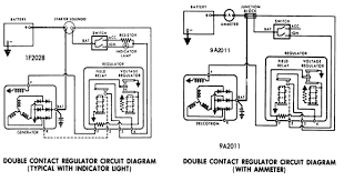 on a chevrolet alternator should the exciter wire have continuous Delco Remy Distributor Wiring Diagram full size image