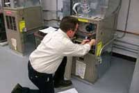 Heating Air Conditioning And Refrigeration Mechanics And Installers Hvacr Careers Harper College