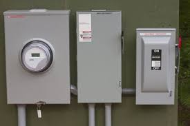 how to safely turn off power at your electrical panel breaker change fuse box close up of an electrical service panel