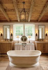 rustic bathroom ideas pinterest.  Rustic Captivating Rustic Bathroom Ideas Pinterest 14 Decoration  John Cottrell Co Litchfield County Connecticut Modern New 2017 Design To D