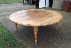 large round tables large antique oak round table huge diameter solid oak round dining table to large round tables