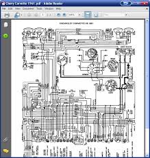 corvette wiring diagram pdf image wiring 1970 chevy truck heater wiring diagram wiring diagram schematics on 1979 corvette wiring diagram pdf