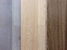 french white oak wire brushed wide plank engineered wood floors
