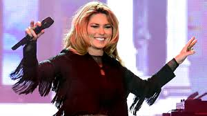 Image result for losing voice, Shania Twain