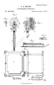 history of the electric tattoo machine northeast tattoo edison stencil patent 180857 northeast tattoo