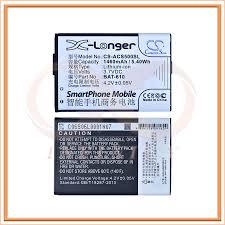 100% NEW Original CameronSino BAT-610 Battery For ACER...