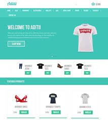 Ecommerce Website Templates Cool Free Responsive Ecommerce Website Templates Wordpress 28 Best