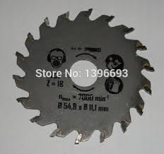 <b>Free shipping</b> 54.8<b>x11</b>.1mm 3pcs/lot <b>Mini</b> circular saw blade ...