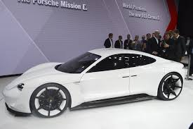 Porsche Estimates A 311-mile Range And 3.5-second 0-62 Mph Time  O