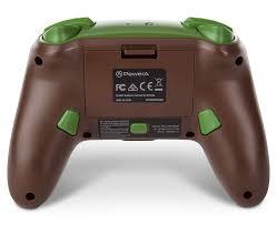 PowerA Enhanced Wireless Controller for Nintendo Switch - Minecraft Gr –  Mimi Game Shop