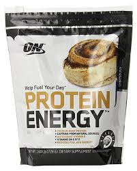 optimum nutrition protein energy protein powder