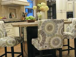 Patterned Bar Stools Mesmerizing Bar Stools Cloth Bar Stools On Sale With Seats Red Inchesswivel